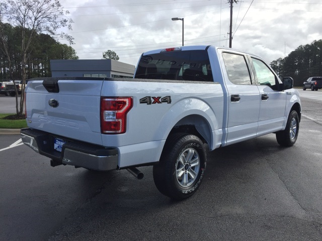 2020 Ford F-150 SuperCrew Cab 4x4, Pickup #T6067 - photo 2