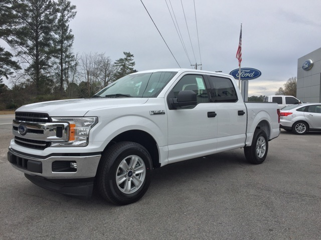 2020 Ford F-150 SuperCrew Cab 4x2, Pickup #T6070 - photo 3