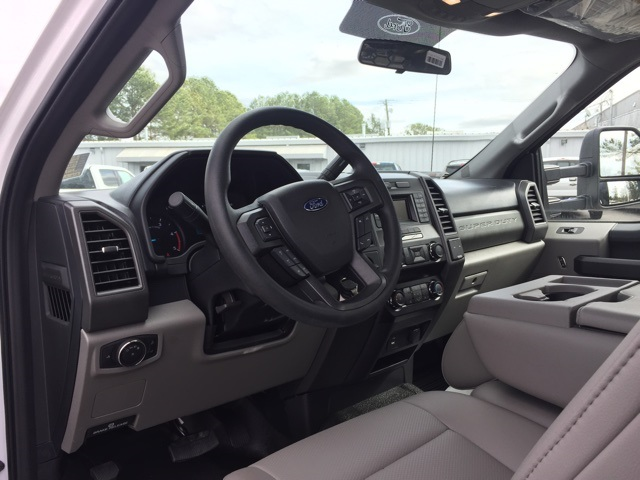2019 Ford F-550 Regular Cab DRW 4x2, Knapheide Value-Master X Platform Body #T6078 - photo 17