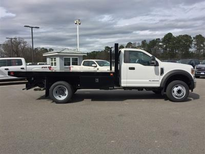 2019 Ford F-550 Regular Cab DRW 4x2, Knapheide Value-Master X Platform Body #T6078 - photo 11