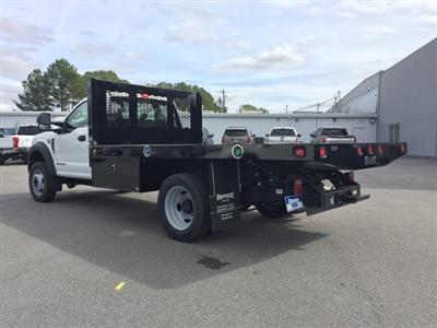 2019 Ford F-550 Regular Cab DRW 4x2, Knapheide Value-Master X Platform Body #T6078 - photo 14