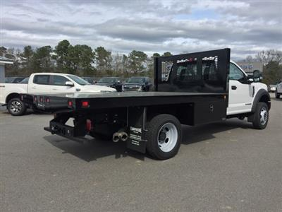 2019 Ford F-550 Regular Cab DRW 4x2, Knapheide Value-Master X Platform Body #T6078 - photo 2