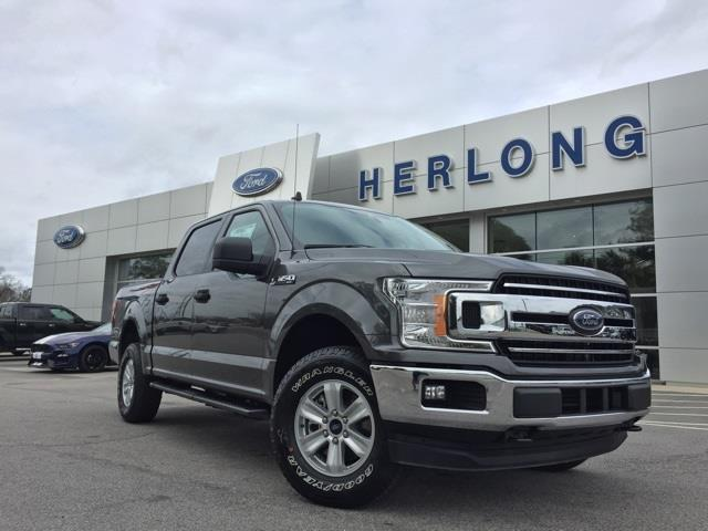 2020 F-150 SuperCrew Cab 4x4, Pickup #T6083 - photo 1