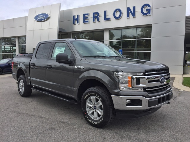 2020 F-150 SuperCrew Cab 4x4, Pickup #T6083 - photo 4