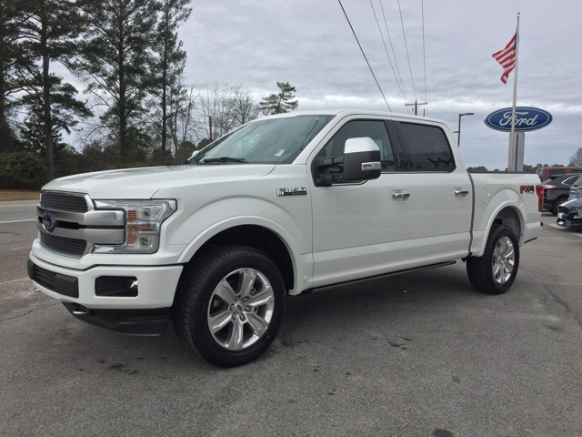 2020 F-150 SuperCrew Cab 4x4, Pickup #T6087 - photo 4