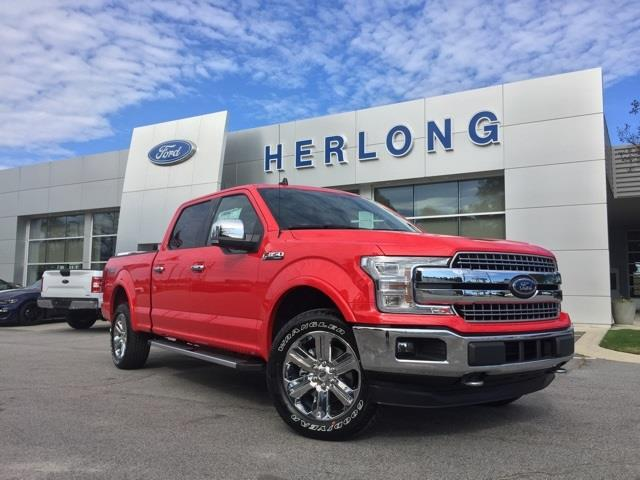 2020 Ford F-150 SuperCrew Cab 4x4, Pickup #T6093 - photo 1