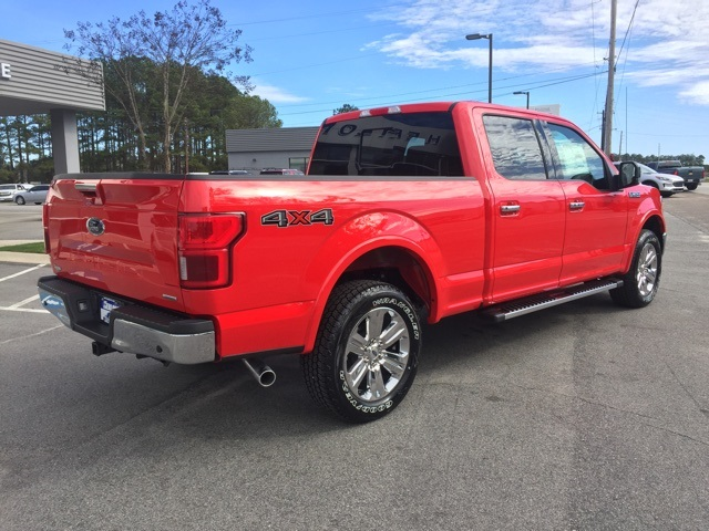 2020 Ford F-150 SuperCrew Cab 4x4, Pickup #T6093 - photo 2