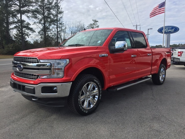 2020 Ford F-150 SuperCrew Cab 4x4, Pickup #T6093 - photo 17
