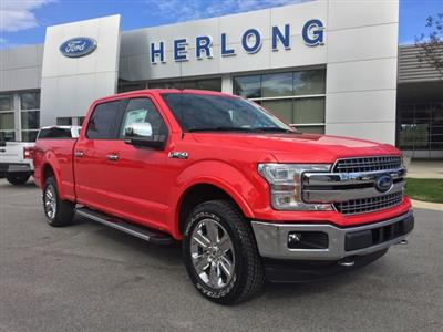 2020 Ford F-150 SuperCrew Cab 4x4, Pickup #T6093 - photo 4