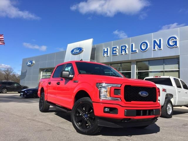 2020 F-150 SuperCrew Cab 4x4, Pickup #T6101 - photo 1
