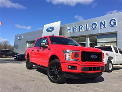 2020 F-150 SuperCrew Cab 4x4, Pickup #T6101 - photo 3
