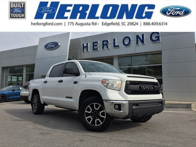2015 Tundra Crew Cab 4x4, Pickup #T61071 - photo 1