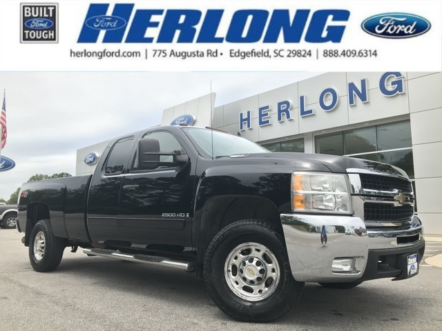 2007 Silverado 2500 Extended Cab 4x4, Pickup #T61201 - photo 1