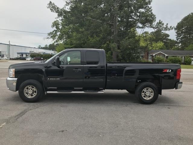 2007 Silverado 2500 Extended Cab 4x4, Pickup #T61201 - photo 10