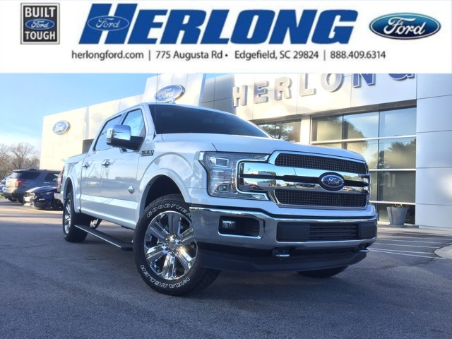 2020 F-150 SuperCrew Cab 4x4, Pickup #T6121 - photo 1