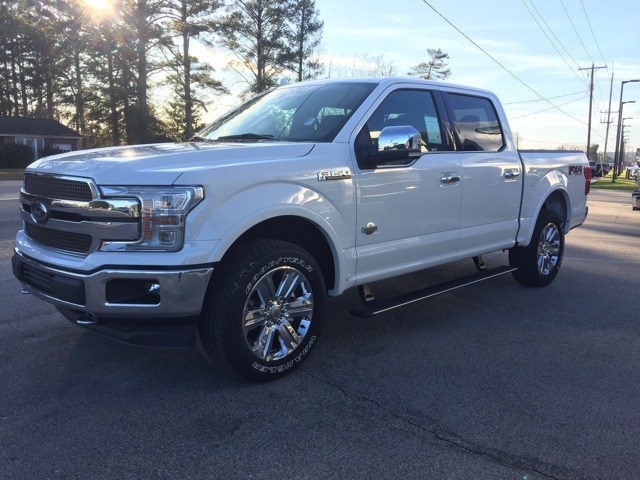 2020 F-150 SuperCrew Cab 4x4, Pickup #T6121 - photo 5