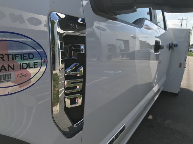 2019 Ford F-450 Crew Cab DRW 4x2, Knapheide Steel Service Body #T6132 - photo 7