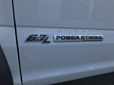2019 Ford F-450 Crew Cab DRW 4x2, Knapheide Steel Service Body #3781U - photo 8