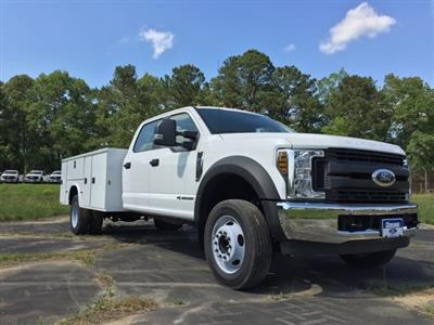 2019 Ford F-450 Crew Cab DRW 4x2, Knapheide Steel Service Body #3779U - photo 1