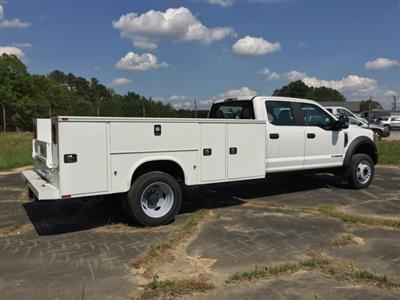 2019 Ford F-450 Crew Cab DRW 4x2, Knapheide Steel Service Body #3779U - photo 2