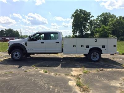 2019 Ford F-450 Crew Cab DRW 4x2, Knapheide Steel Service Body #3779U - photo 6