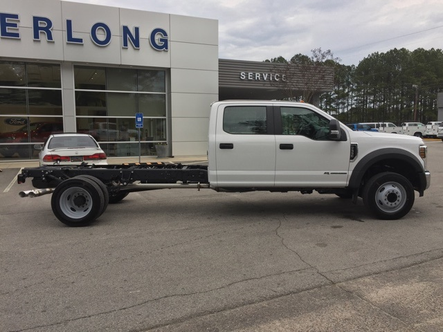 2019 Ford F-550 Crew Cab DRW 4x2, Cab Chassis #T6134 - photo 10