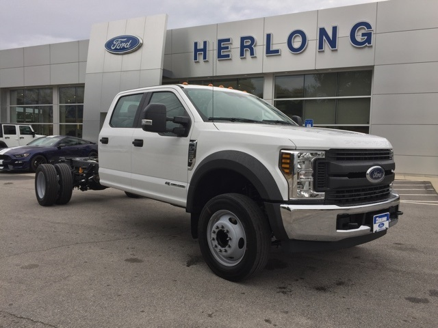 2019 Ford F-550 Crew Cab DRW 4x2, Cab Chassis #T6134 - photo 8