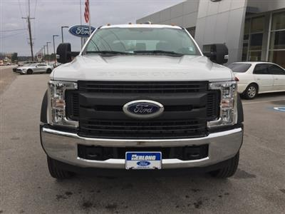 2019 Ford F-550 Crew Cab DRW 4x2, Cab Chassis #T6134 - photo 3