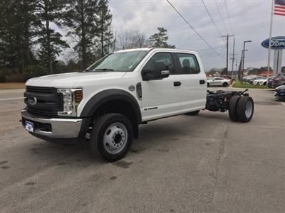 2019 Ford F-550 Crew Cab DRW 4x2, Cab Chassis #T6134 - photo 4