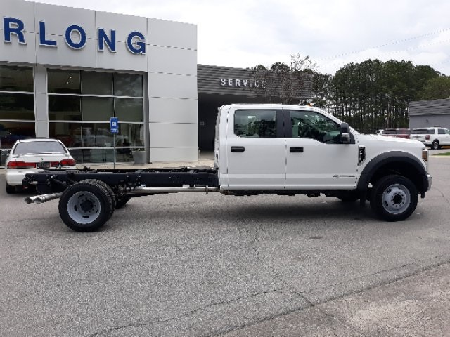 2019 Ford F-450 Crew Cab DRW 4x2, Cab Chassis #T6135 - photo 12