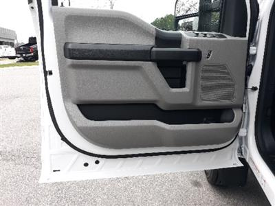 2019 Ford F-450 Crew Cab DRW 4x2, Cab Chassis #T6135 - photo 29