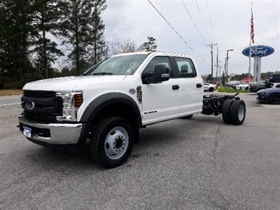 2019 Ford F-450 Crew Cab DRW 4x2, Cab Chassis #T6135 - photo 5
