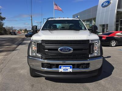 2019 Ford F-450 Crew Cab DRW 4x4, Cab Chassis #T6136 - photo 3