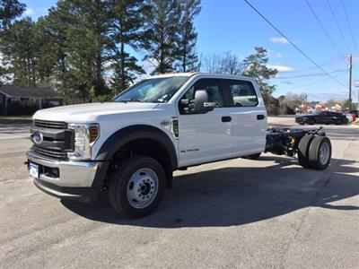 2019 Ford F-450 Crew Cab DRW 4x4, Cab Chassis #T6136 - photo 4