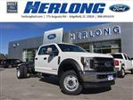 2019 Ford F-450 Crew Cab DRW 4x4, Cab Chassis #T6136 - photo 1