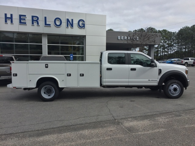 2019 Ford F-450 Crew Cab DRW 4x2, Knapheide Steel Service Body #T6137 - photo 10