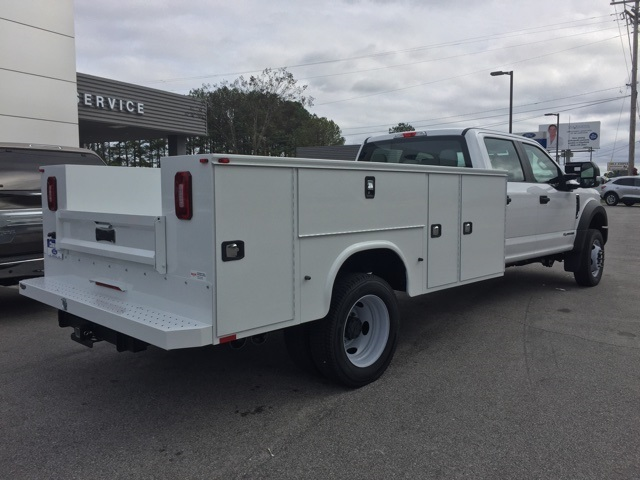 2019 Ford F-450 Crew Cab DRW 4x2, Knapheide Steel Service Body #T6137 - photo 11