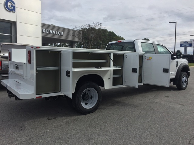 2019 Ford F-450 Crew Cab DRW 4x2, Knapheide Steel Service Body #T6137 - photo 18