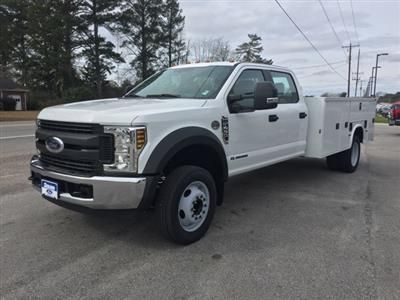 2019 Ford F-450 Crew Cab DRW 4x2, Knapheide Steel Service Body #T6137 - photo 4