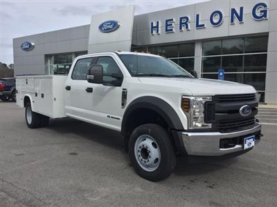 2019 Ford F-450 Crew Cab DRW 4x2, Knapheide Steel Service Body #T6137 - photo 9