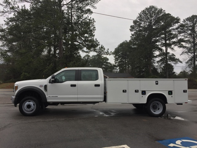 2019 Ford F-450 Crew Cab DRW 4x2, Knapheide Steel Service Body #3776U - photo 11