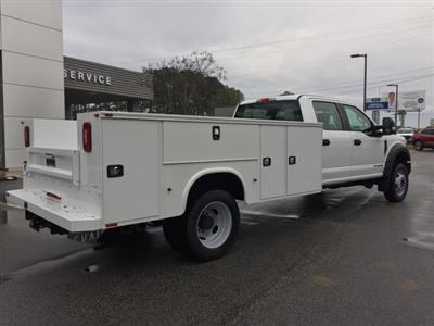 2019 Ford F-450 Crew Cab DRW 4x2, Knapheide Steel Service Body #3776U - photo 2