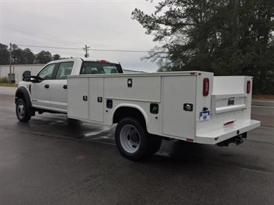 2019 Ford F-450 Crew Cab DRW 4x2, Knapheide Steel Service Body #3776U - photo 14