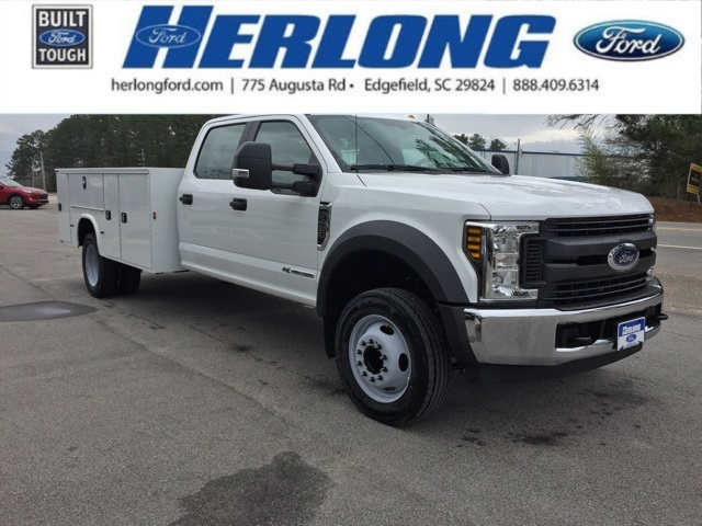 2019 Ford F-450 Crew Cab DRW 4x2, Knapheide Service Body #T6140 - photo 1