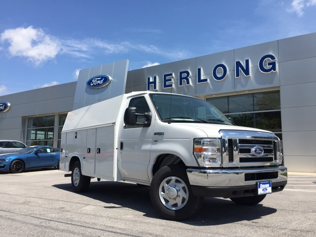 2019 Ford E-350 4x2, Knapheide Service Utility Van #T6153 - photo 1