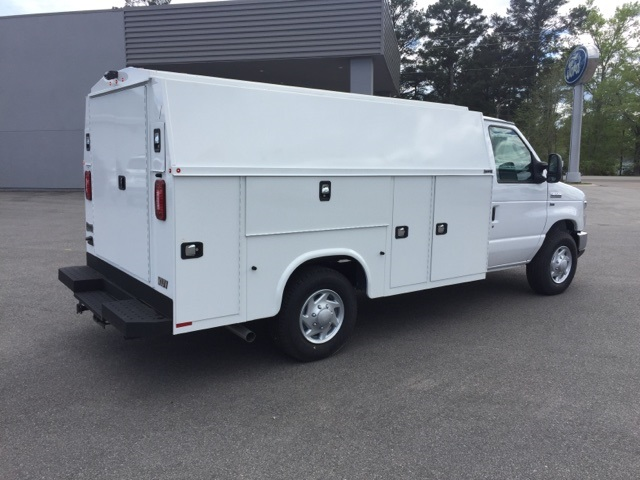 2019 Ford E-350 4x2, Knapheide Service Utility Van #T6154 - photo 1