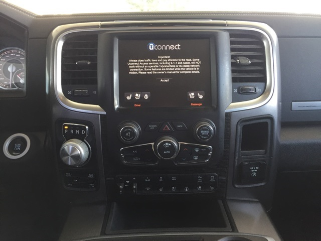 2015 Ram 1500 Crew Cab 4x4, Pickup #T61551 - photo 26