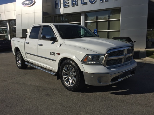 2015 Ram 1500 Crew Cab 4x4, Pickup #T61551 - photo 5