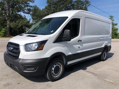 2020 Ford Transit 250 Med Roof RWD, Empty Cargo Van #T6187 - photo 4