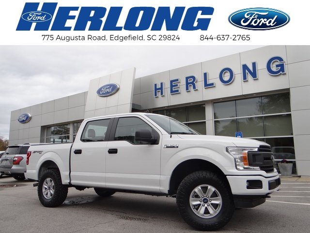 2020 F-150 SuperCrew Cab 4x4, Pickup #T6189 - photo 1